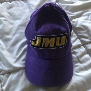 James Madison University JMU baseball cap women's
